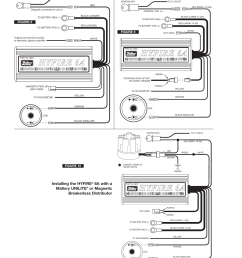 mallory ignition mallory hyfire 6a and 6al series electronic hyfire 6a wiring diagram hyfire 6a wiring diagram [ 954 x 1235 Pixel ]