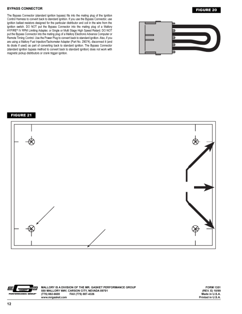 small resolution of mallory hyfire wiring diagram 692 enthusiast wiring diagrams u2022 mallory hyfire wiring diagram 7 mallory