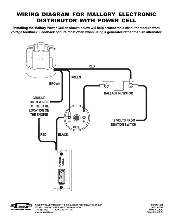Extraordinary mallory wiring diagram 351 photos best image amazing mallory distributor wiring diagram images electrical and sciox Gallery