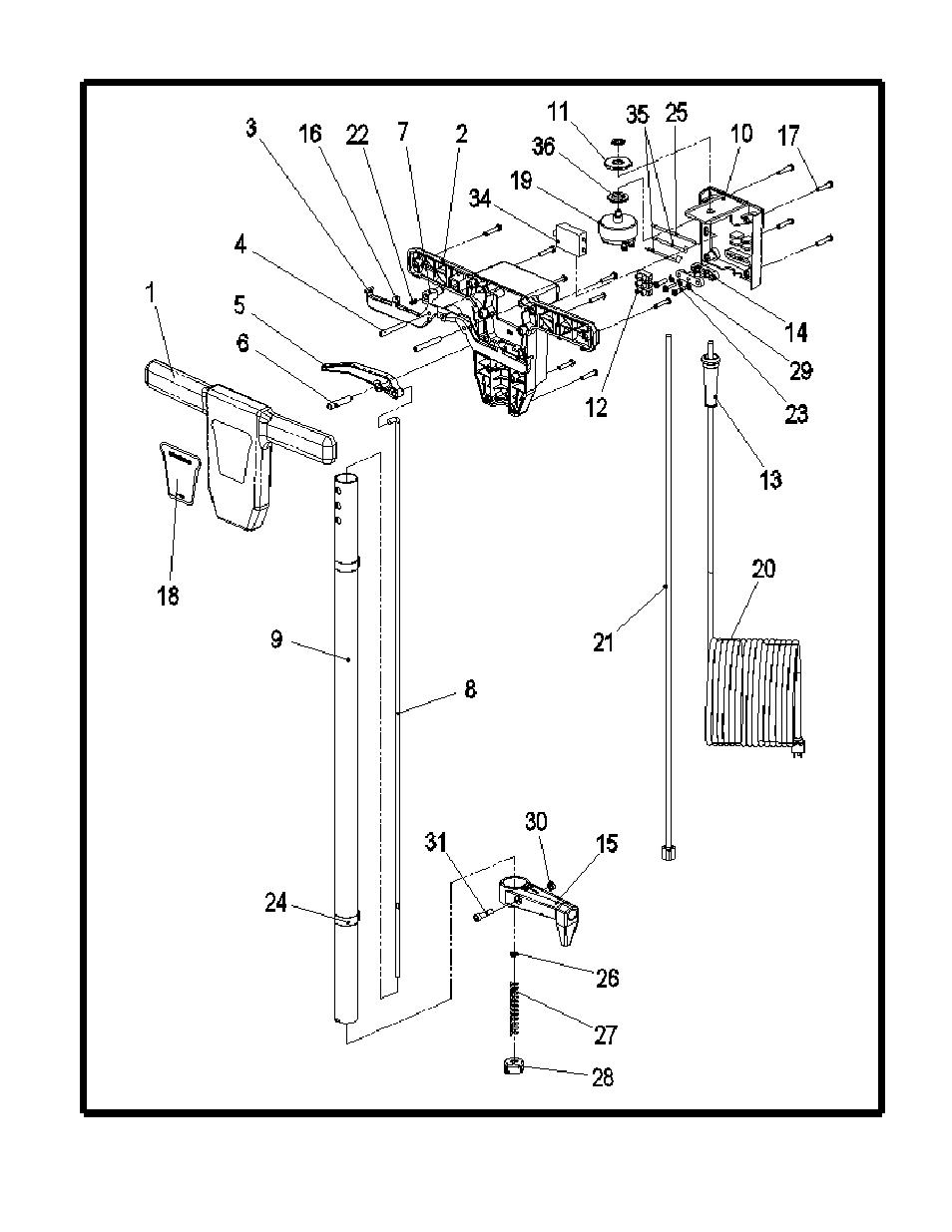Minuteman FR20220-2S Front Runner Floor Machines User