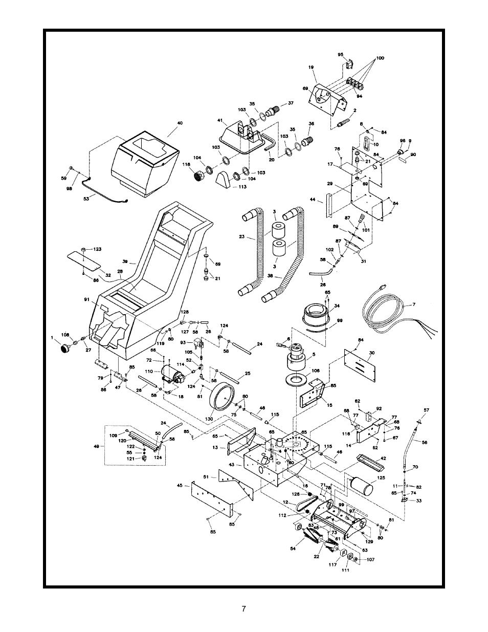 Minuteman C45014-01 Ambassador Junior 115V User Manual