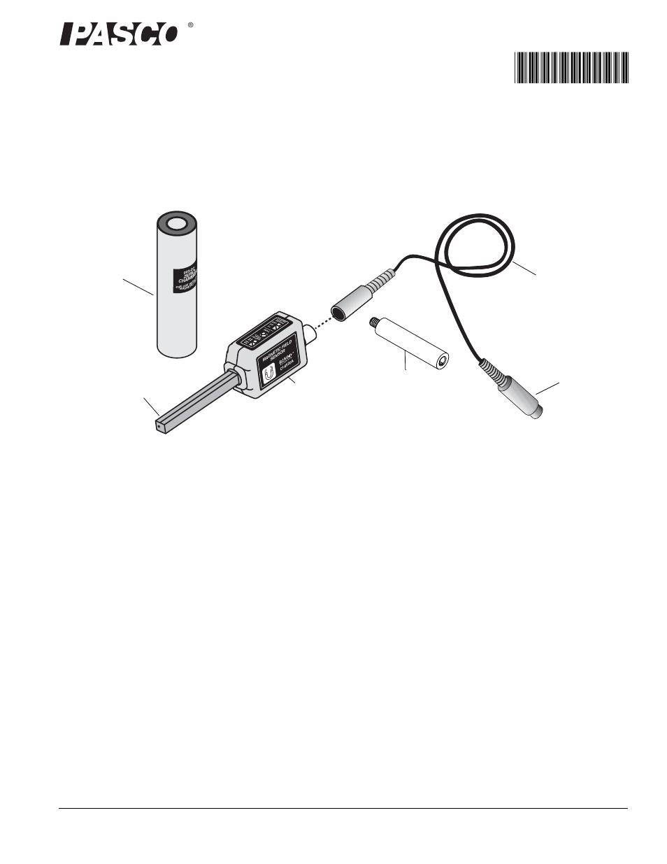 Sensitive Electromagnetic Field Sensor
