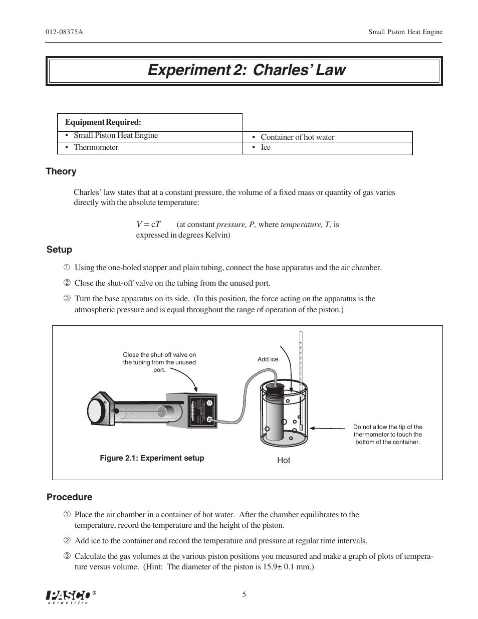medium resolution of pasco force engine diagram heat