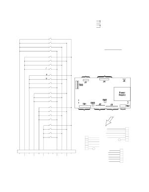 Appendix x: keyboard schematic  wiring diagram, Keypad