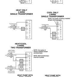wiring diagrams heat pump with cool active reversing valve heat pump with heat active [ 954 x 1972 Pixel ]