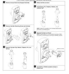 schlage parts diagram wiring diagram yer schlage fe595 parts diagram schlage fe595 parts diagram [ 954 x 1235 Pixel ]