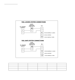 securitron gl1 install user manual page 9 10 [ 954 x 1572 Pixel ]