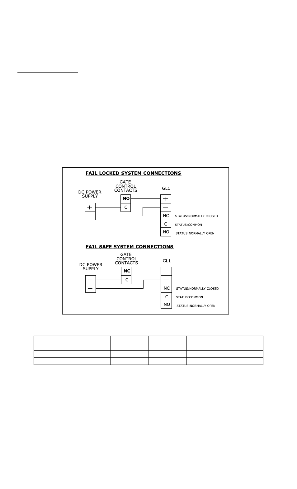 hight resolution of securitron gl1 install user manual page 9 10