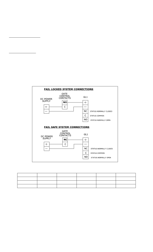 small resolution of securitron gl1 install user manual page 9 10
