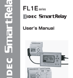 smart relay wiring diagram idec solid state relays idec relay base idec safety relay idec spdt relay [ 954 x 1354 Pixel ]