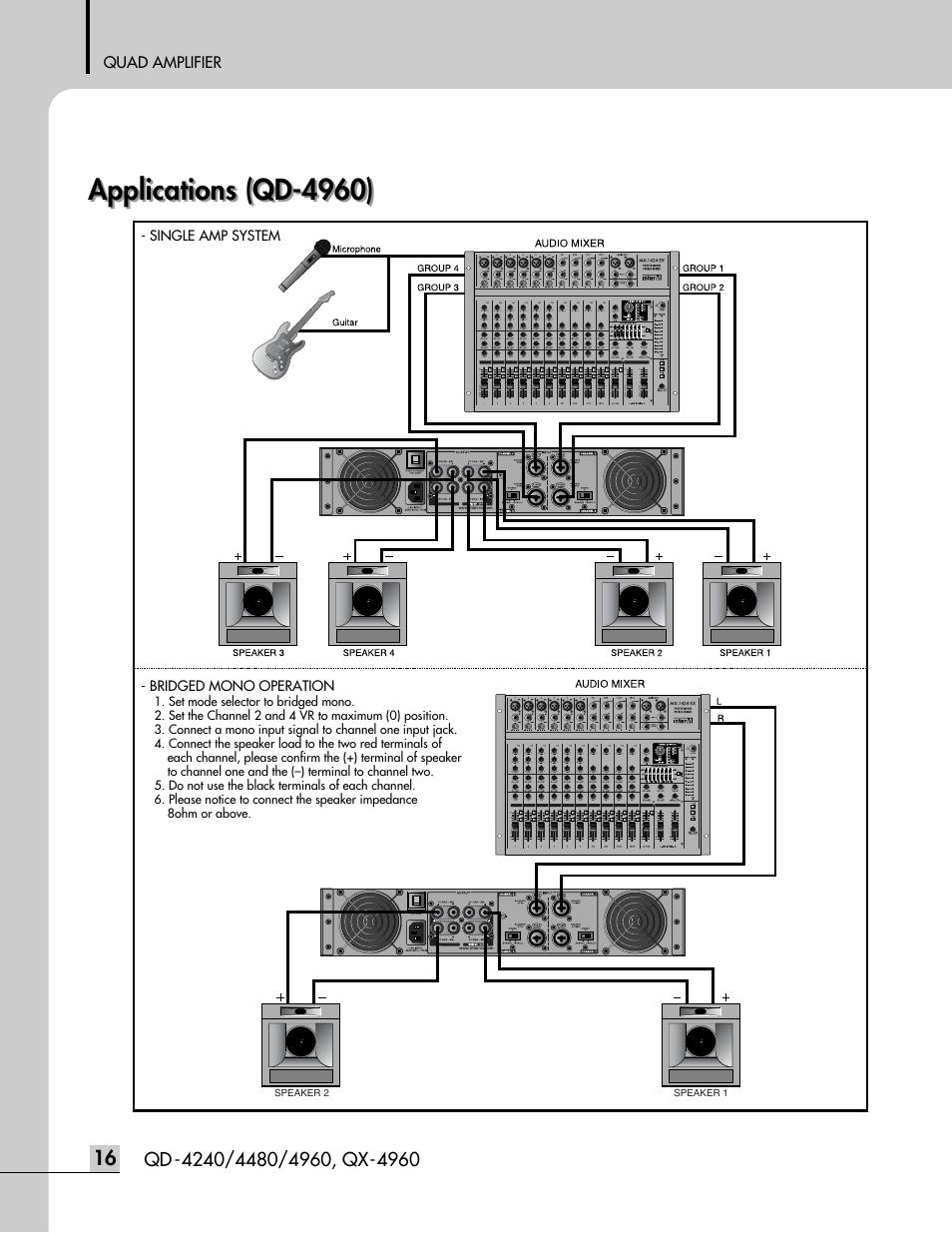 INTER M QD 4960 PDF