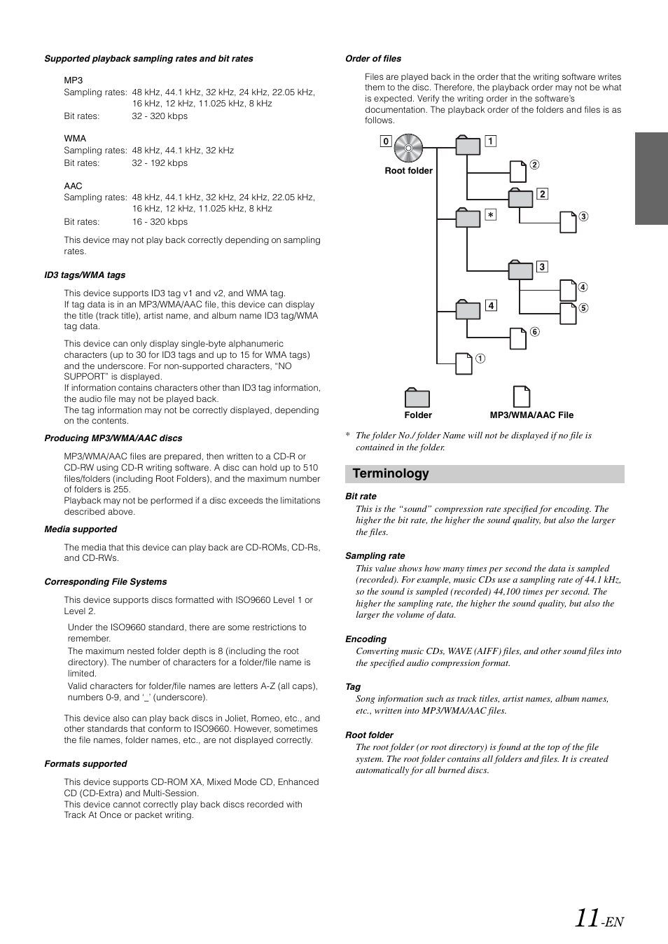hight resolution of terminology alpine cde 102 user manual page 13 31 original mode rh manualsdir com wire harness alpine cde 9881 alpine cde 100 wiring diagram