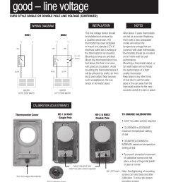 good line voltage wiring diagram king electric k601c 25 heat or cool [ 954 x 1235 Pixel ]