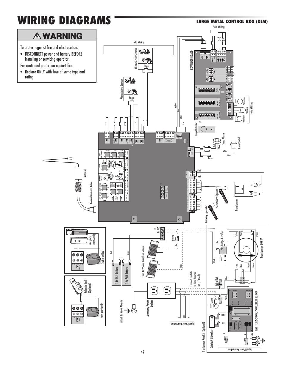 lift master garage door wiring diagram repair redondo beach control for universal swing gate portal genie opener controls