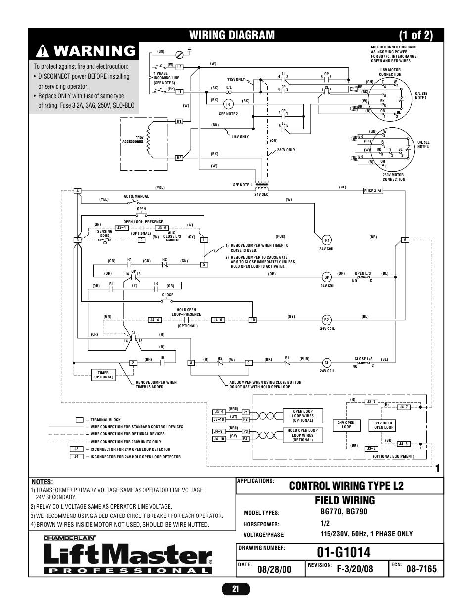 medium resolution of lift master controls wiring diagram wiring diagram schematics rh ksefanzone com liftmaster professional wiring diagram liftmaster