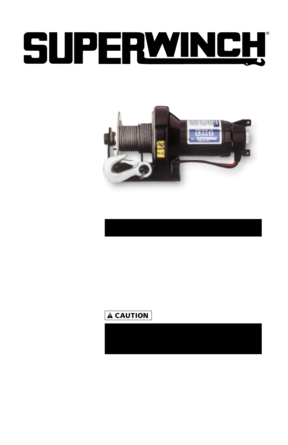 medium resolution of superwinch ex1 453 kgs 12v 1110 user manual 48 pages rh manualsdir com at