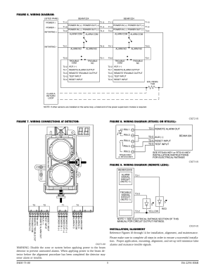 System Sensor BEAM1224, BEAM1224S User Manual | Page 5  13