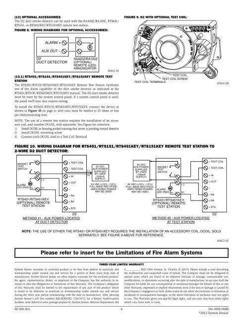 small resolution of system sensor wiring diagram free wiring diagram for you u2022 electrical wiring diagram smoke detectors smoke detector 2151 wiring diagram