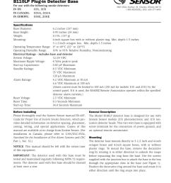 smoke detector 2151 wiring diagram schema wiring diagram smoke detector 2151 wiring diagram [ 954 x 1235 Pixel ]