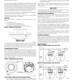 the i figure 3b wiring diagram 4w b and 4wt b system sensor i3 series smoke detectors user manual page 2 4 [ 954 x 1235 Pixel ]