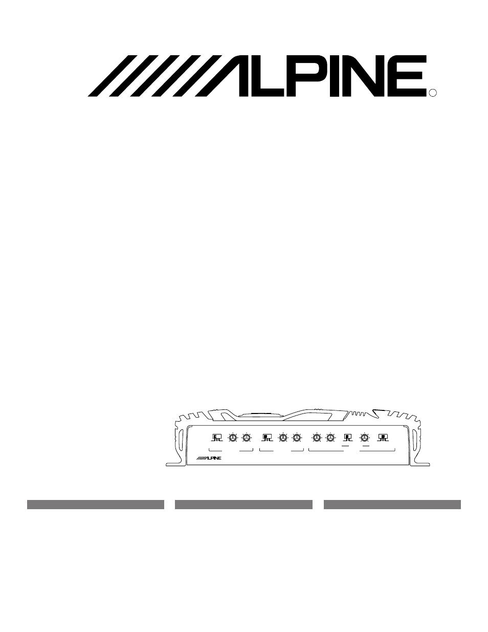 Alpine Mrv F307 Amp Wiring Diagram : 34 Wiring Diagram