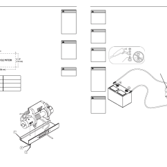 Warn Winch Bolt Pattern Chamberlain Garage Door Wiring Diagram Mounting Electrical Connections Xd9000i User Manual Page 6 38