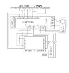cbc 1000ah terminal p c board assy electrical diagram warner electric cbc 1550ahfc user manual page 16 22 [ 954 x 1235 Pixel ]