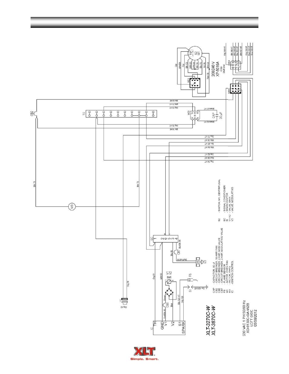 medium resolution of oven schematic world xlt xd 9006a gas oven version c
