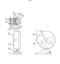 stand assembly for 14 pound reel lincoln electric im294 ln 9 semiautomatic wire feeder [ 954 x 1235 Pixel ]