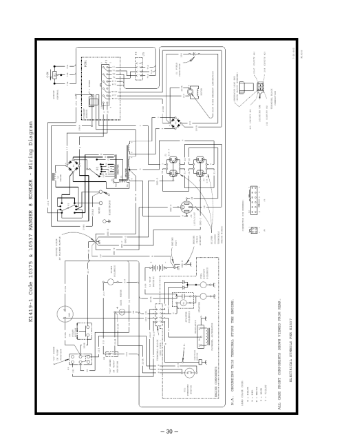 small resolution of electrical symbols per e1537 lincoln electric im510 ranger 8 user 95 ford ranger wiring diagram ranger 8 wiring diagram