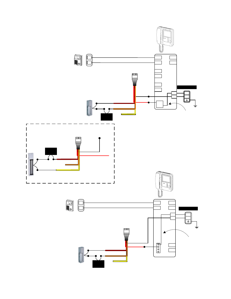 aiphone intercom wiring diagram bulldog remote starter speaker diagrams great installation of library rh 41 dirtytalk camgirls de