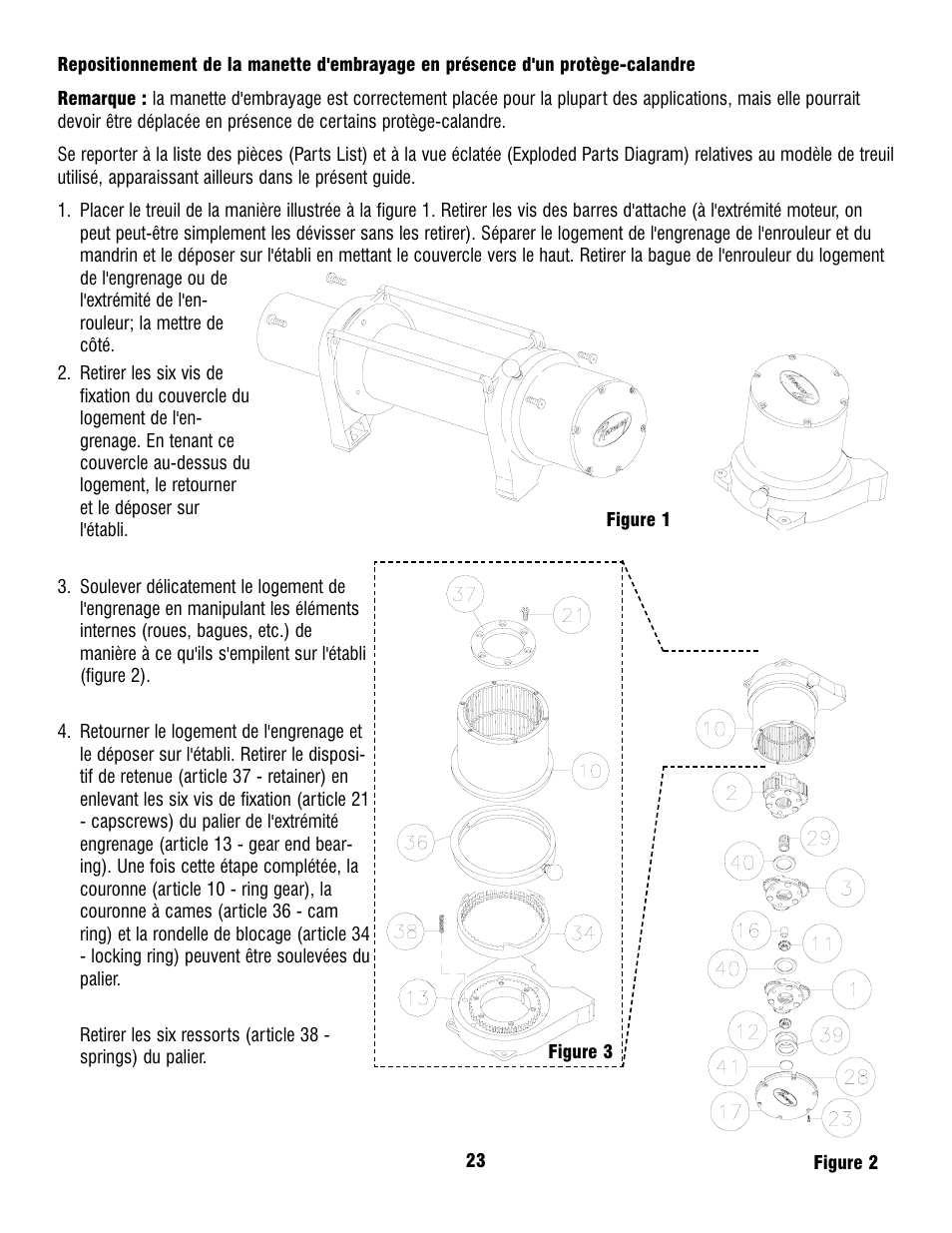 hight resolution of ramsey winch patriot profile 6000 8000 9500 user manual page 25