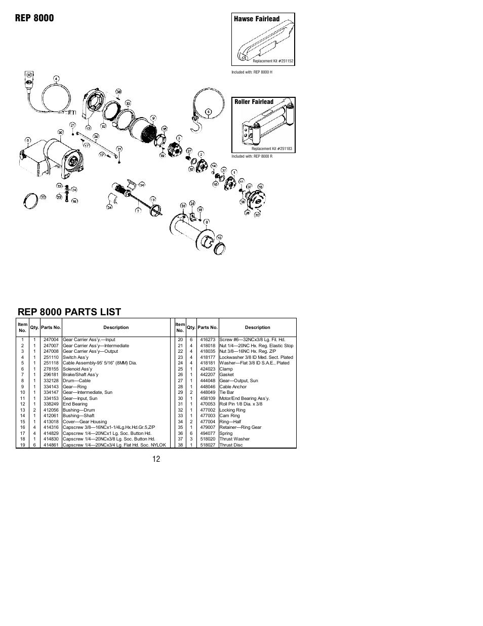 Ramsey Dc 200 Wiring Diagram Ramsey Dc 200 Wiring Diagram