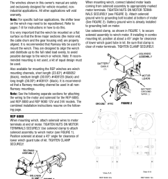 installation ramsey winch rep 6000 8000 9000 current user manual page 4 16 [ 954 x 1235 Pixel ]