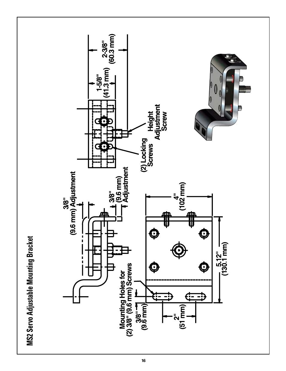 Rapid-Air MINI-SERVO FEED: MS2, MS4 & MS8. 115vac, 1ph