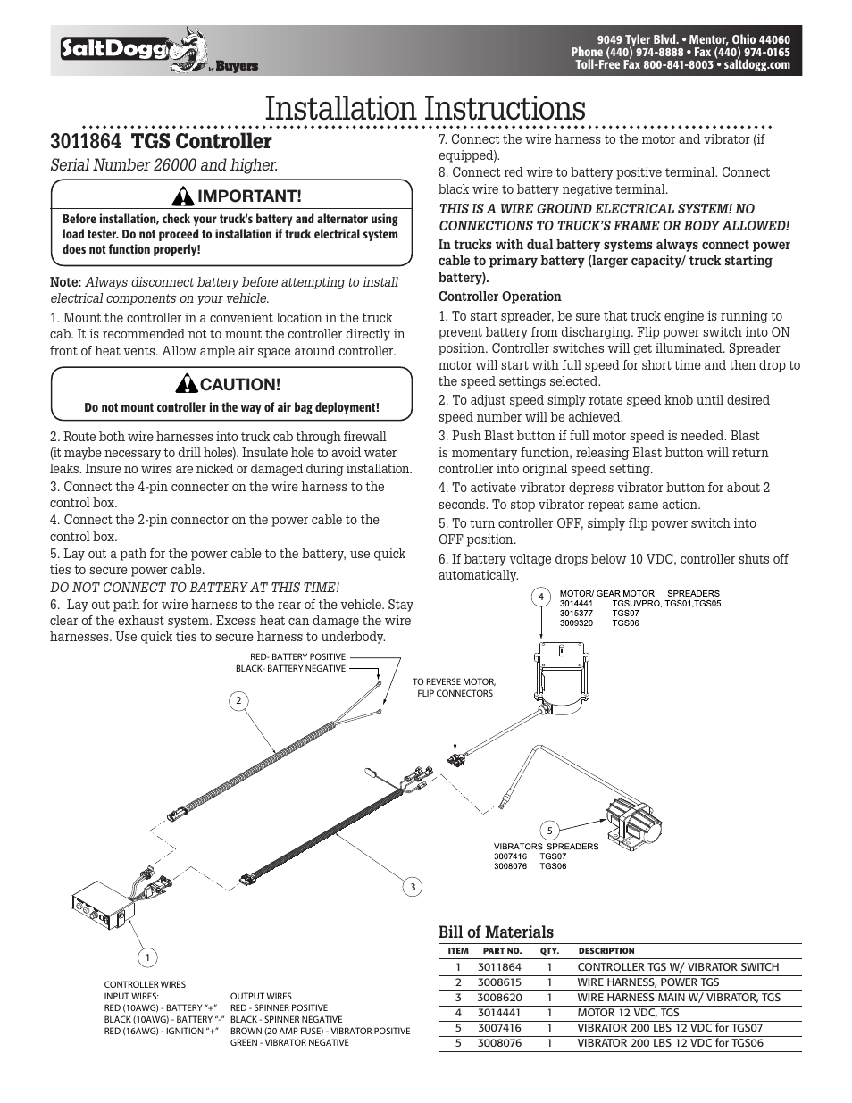 medium resolution of saltdogg tgs controller 3011864 tgsuvproa tgs01b tgs03 tgs05b western spreader wiring schematic salt dogg wiring diagram