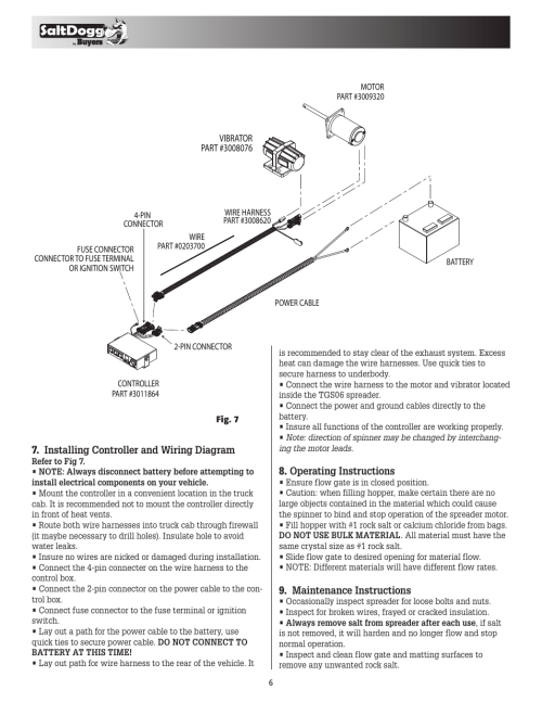 small resolution of salt dogg wiring diagram wiring diagrams