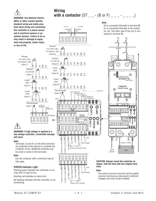 small resolution of watlow ez zone wiring diagram wiring diagram distributed control system diagram rtu wiring diagrams