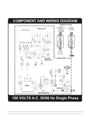 Component and wiring diagram | HiredHand SuperSavers