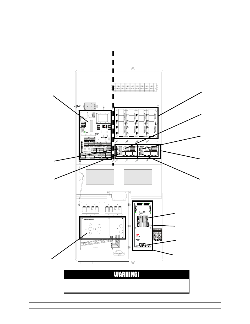 hight resolution of warning wiring diagrams hired hand evolution series 3000 3001 user manual page 44 70