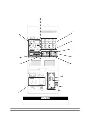 Warning, Wiring diagrams | HiredHand Evolution Series