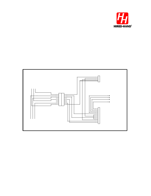 small resolution of 120v wiring harnes