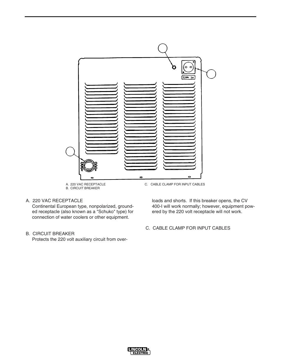 hight resolution of lincoln cv400 wiring diagram
