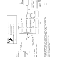 Idealarc Welder Diagram 1998 Chevy S10 Fuel Pump Wiring Diagrams Lincoln Electric Im501 Cv400 I User Manual Page 33 44