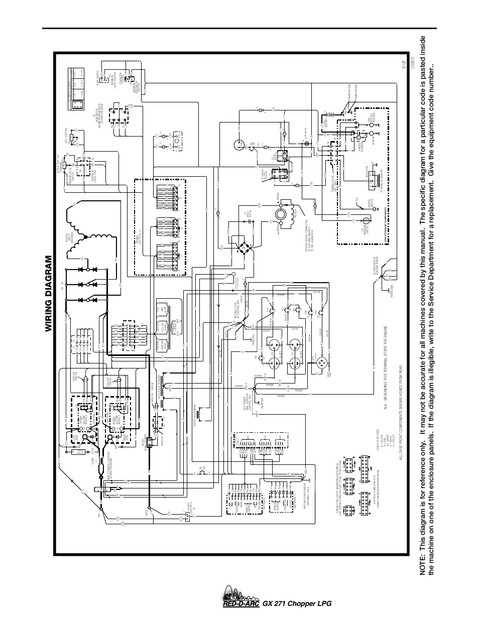 lincoln electric im635 red d arc gx 271chopper lpg page44 xo vision wiring diagram xo vision wiring harness at n-0.co