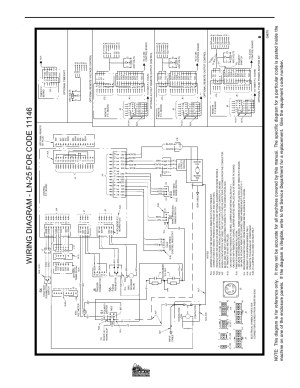 Wiring diagram, Ln25, S2 s3 s1 | Lincoln Electric IM677