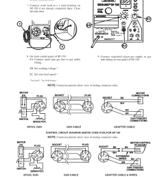lincoln electric im408 magnum sg spool gun user manual page 12 25 lincoln spool gun wiring diagram [ 954 x 1235 Pixel ]