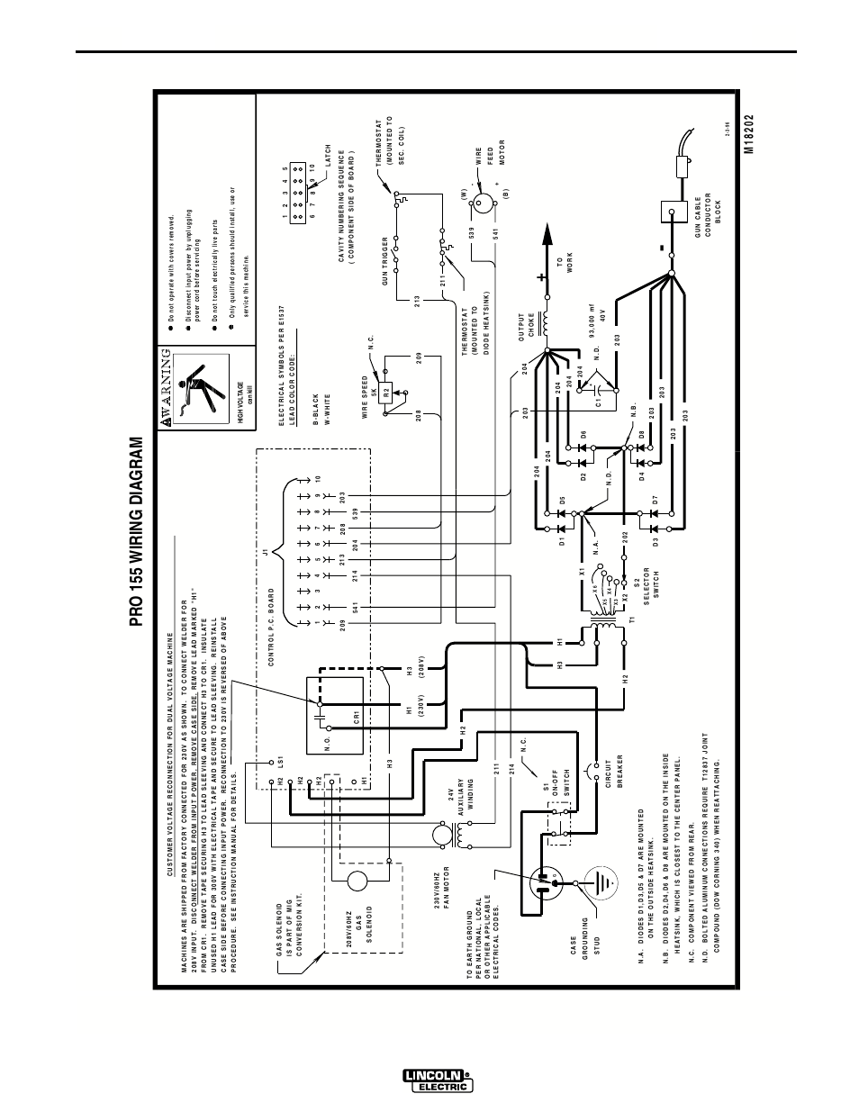 Diagrams#11751637: Lincoln Electric Wire Diagram