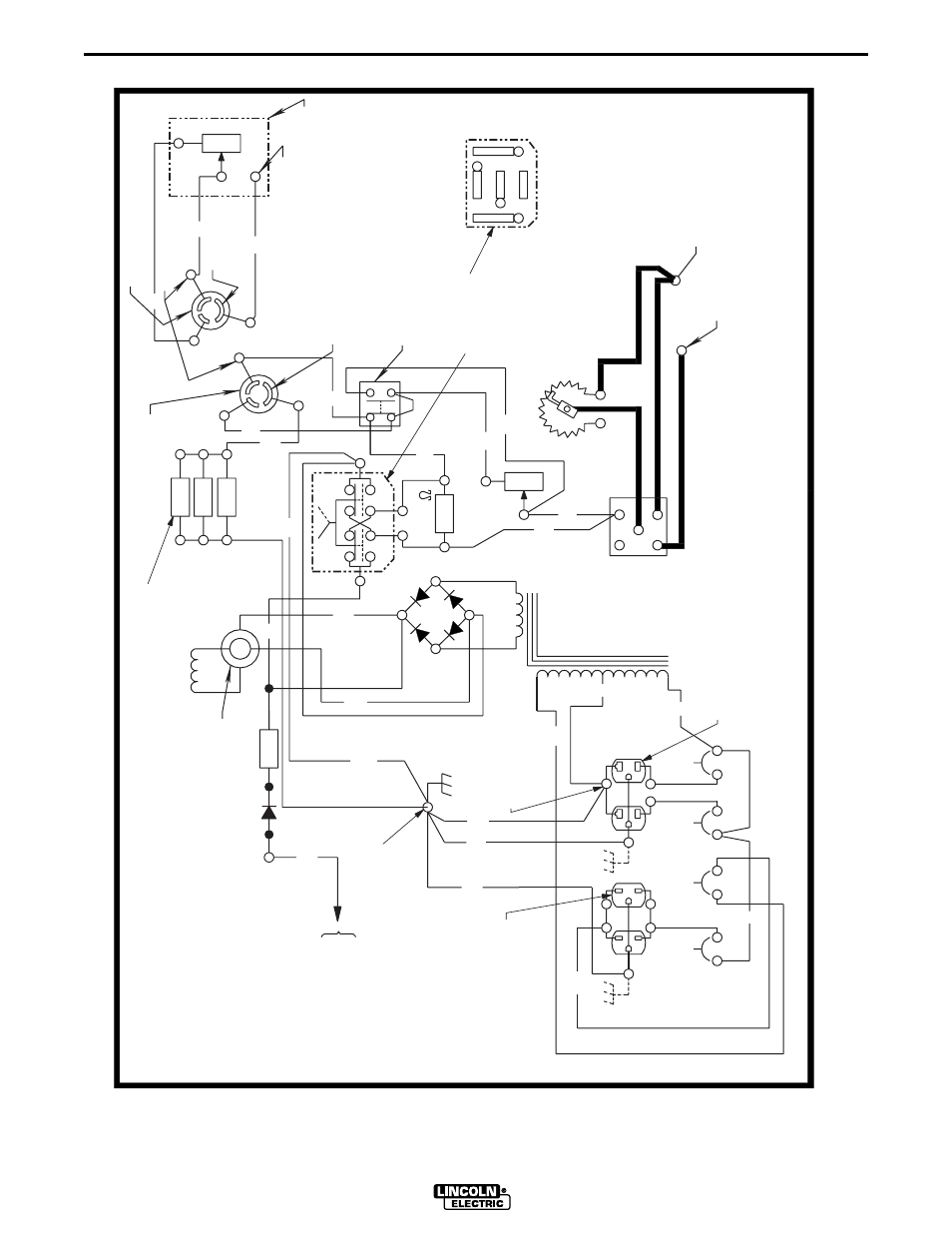 hight resolution of wiring diagrams sae400 weld n air control wiring diagram sae 400 weld n air lincoln electric im581 sae400 user manual page 28 34
