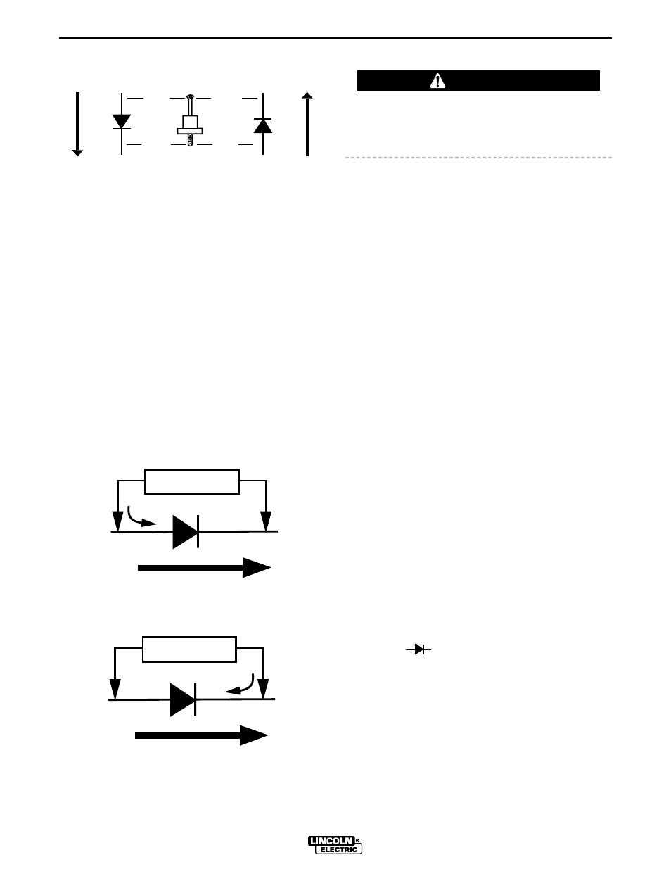 medium resolution of troubleshooting caution lincoln electric im568 sam 400 perkins diesel user manual page